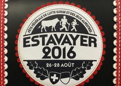 Estavayer 2016 -2