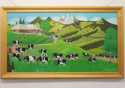 Poya vaches noires +